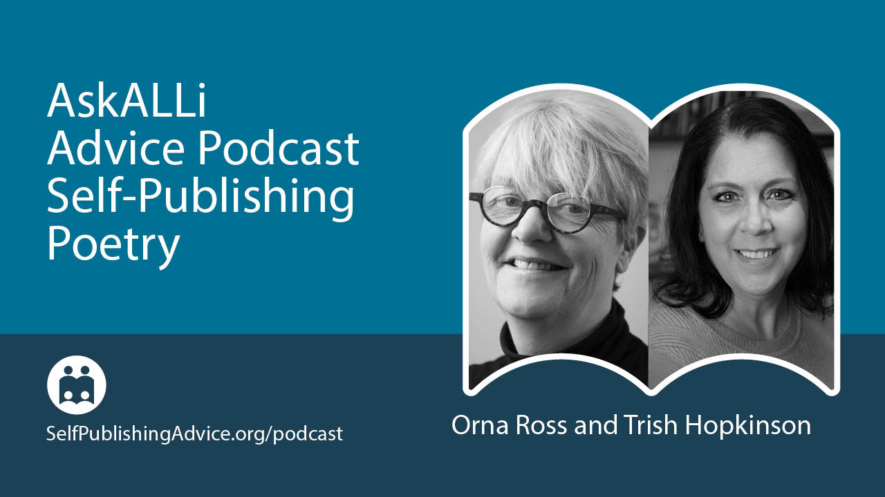 PODCAST: The Art And Craft Of Self-Publishing Poet