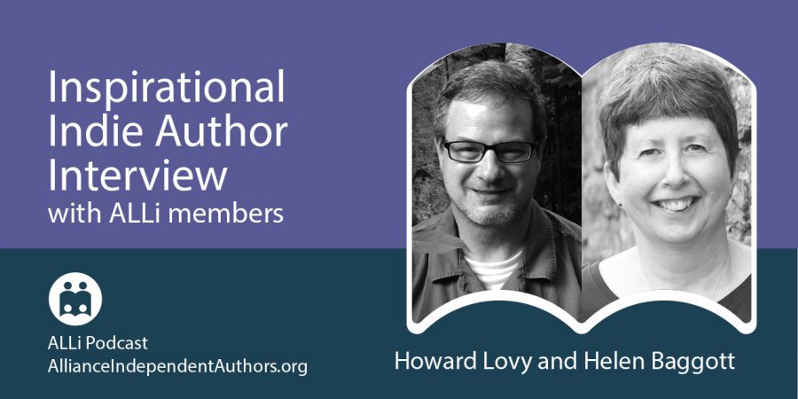 Author Interview With Helen Baggott: History Comes Alive In Postcards — Inspirational Indie Authors Podcast