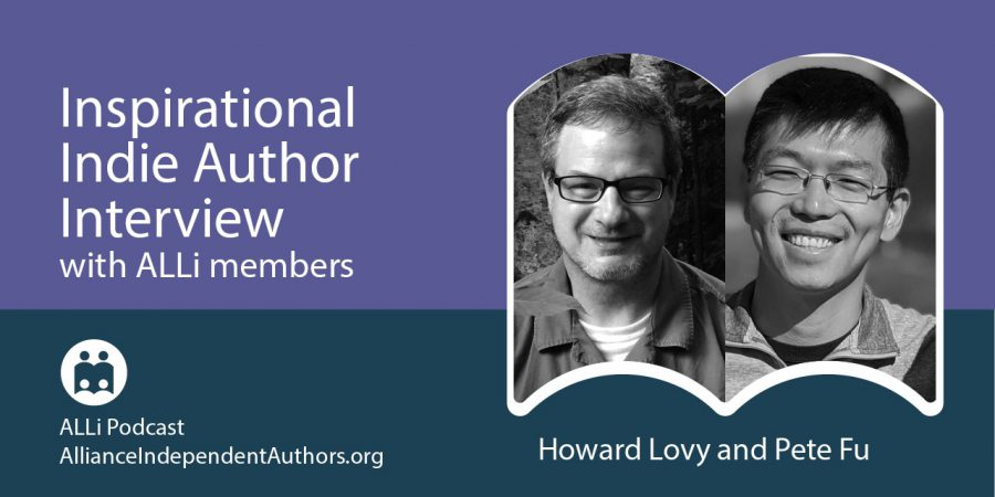 Author Interview With Pete Fu: Romancing The Data For Indie Authors — Inspirational Indie Authors Podcast