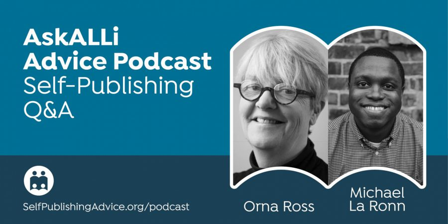 Why Do I Need An Author Website? Other Questions Answered By Orna Ross And Michael La Ronn In Our Member Q&A Podcast