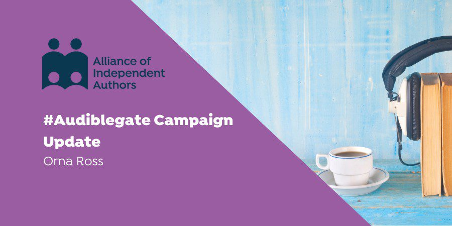 #Audiblegate: ALLi Campaign Update