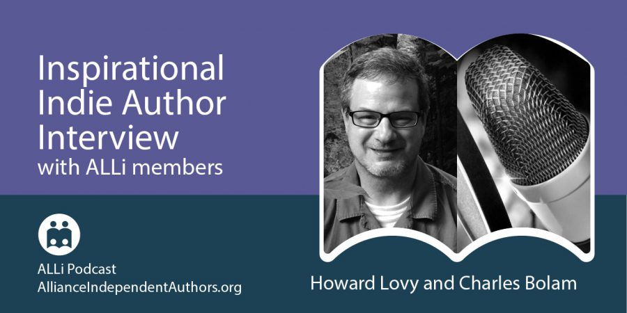 Author Interview With Charles Bolam: The Voice Of Indie Audiobooks — Inspirational Indie Authors Podcast