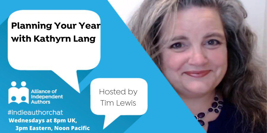 TwitterChat: Planning Your Year With Kathryn Lang