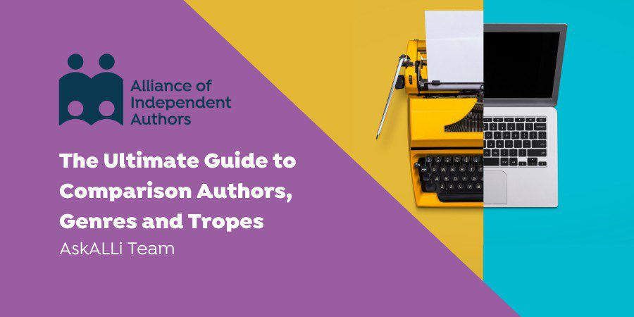 The Ultimate Guide To Comparison Authors, Genres And Tropes
