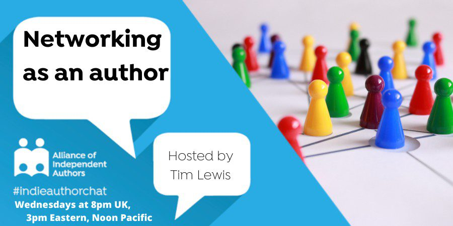 Networking As An Author