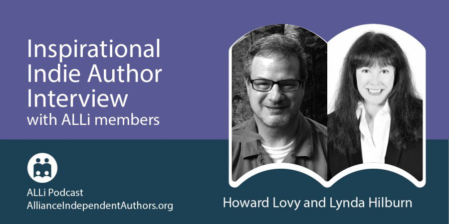 Author Interview With Lynda Hilburn: Psychotherapist Finds Indie Freedom In Paranormal Fiction — Inspirational Indie Authors Podcast