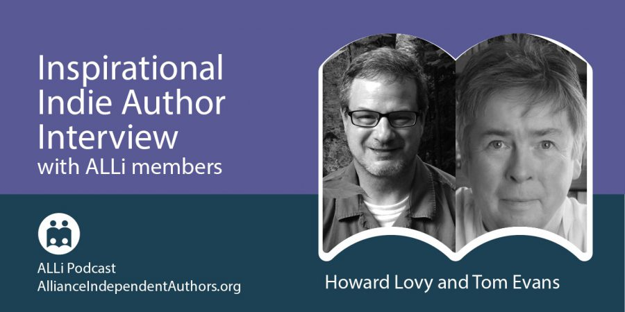 Author Interview With Tom Evans: Former BBC Sound Engineer Taps Into Cosmic Creativity — Inspirational Indie Authors Podcast