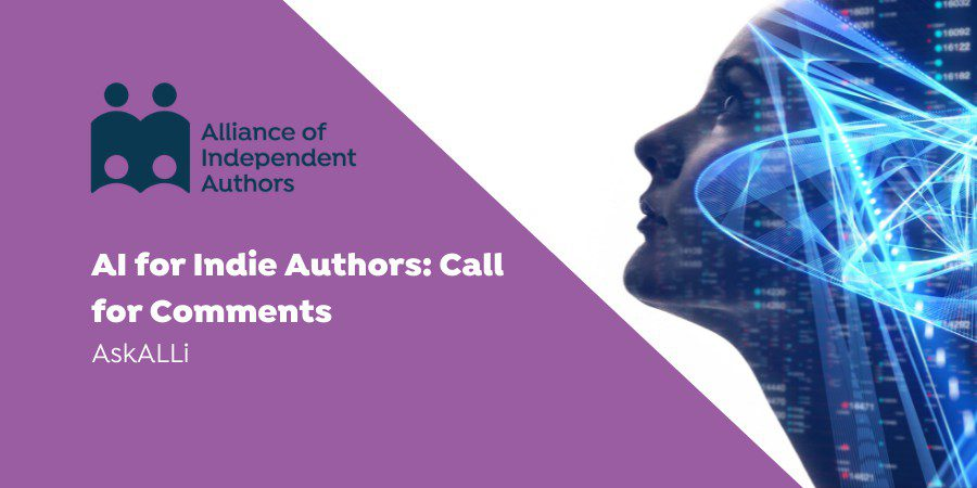 AI For Indie Authors: Call For Comments