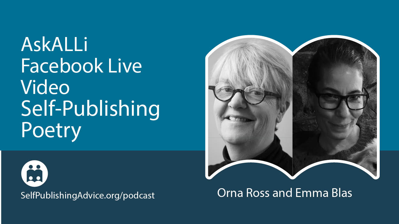 LIVE: Launching A Second Self-Published Poetry Collection