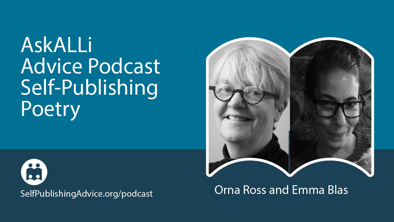 PODCAST: Launching A Second Self-Published Poetry Collection