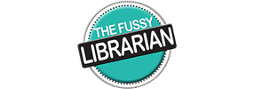 Logo: Fussy Librarian ebook discovery service