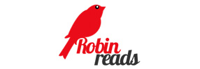 Logo: Robin Reads ebook discovery service