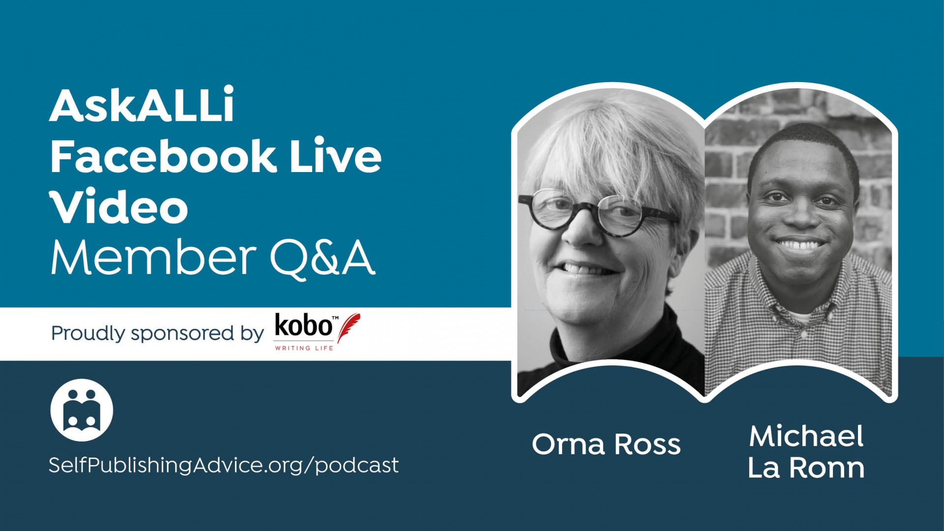 LIVE: How Can I Set My First Book Up For Success?