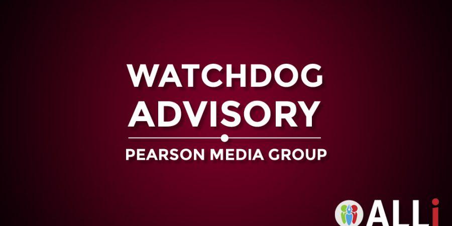 Pearson Media Group: A Watchdog Advisory