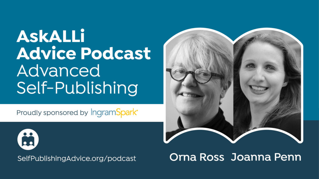 Advanced Self-Publishing Podcast 2021