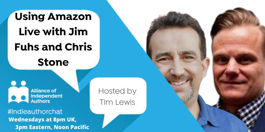 TwitterChat: Using Amazon Live With Jim Fuhs And Chris Stone