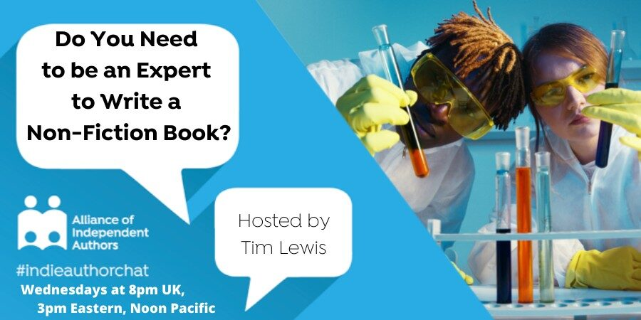 Do You Need To Be An Expert To Write A Non-Fiction Book?