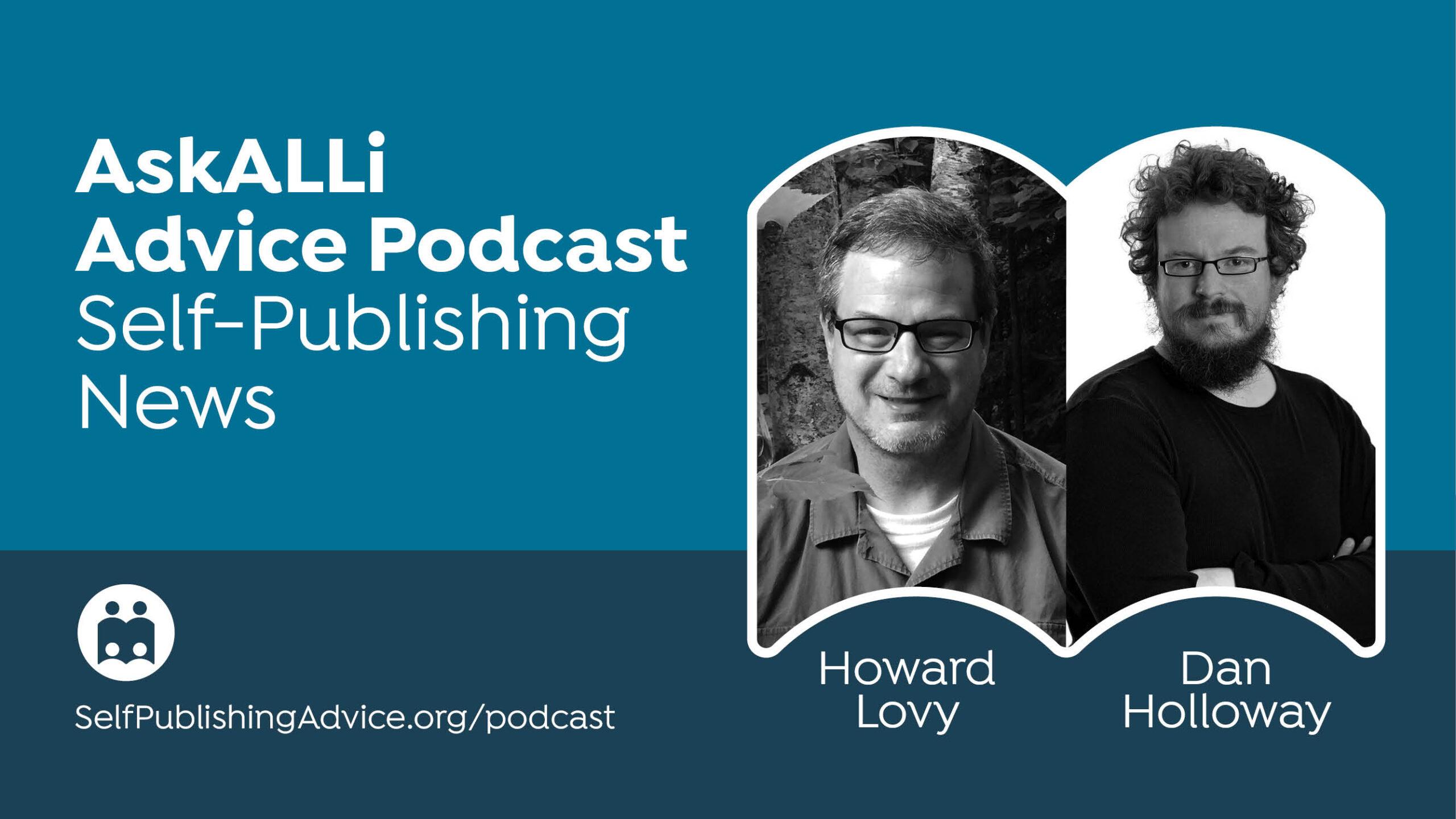 PODCAST: Self-Publishing News