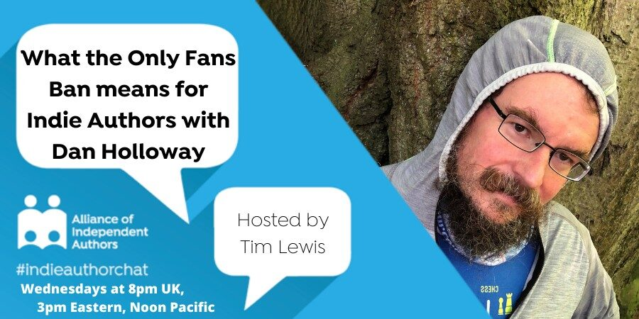 What The Only Fans Ban Means For Indie Authors With Dan Holloway