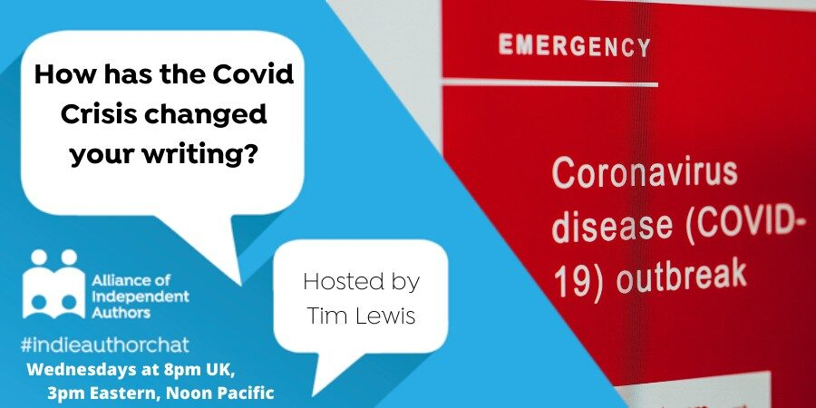 How Has The COVID-19 Crisis Changed Your Writing?
