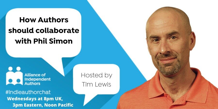How Authors Should Collaborate With Phil Simon