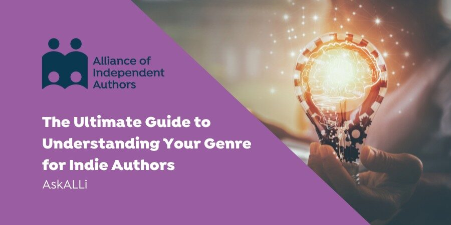 The Ultimate Guide To Understanding Your Book Genre For Indie Authors