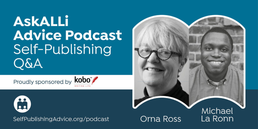 What's The Best Way To Include Photos In A Book? Other Questions Answered By Orna Ross And Michael La Ronn In Our Member Q&A Podcast