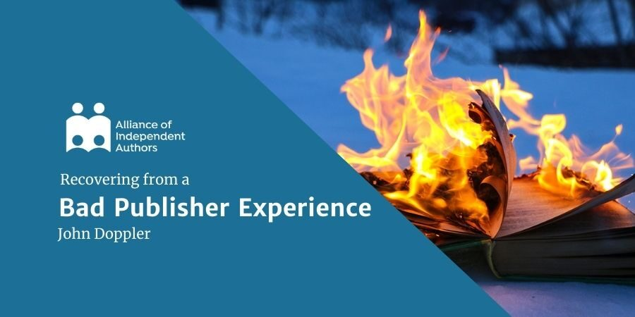 Recovering From A Bad Publishing Experience