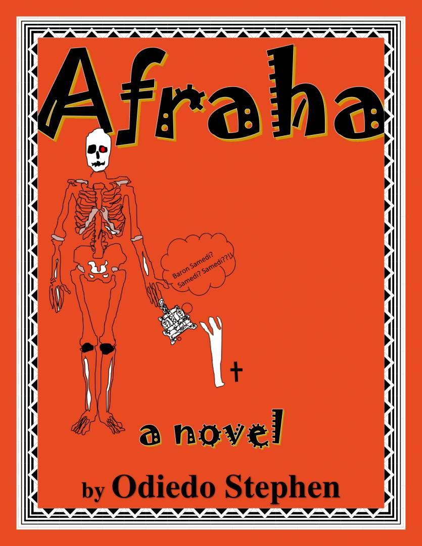 Cover of Afraha by Odiedo Stephen