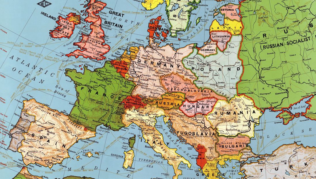 Don't mention the Brexit! A New Project about Europe
