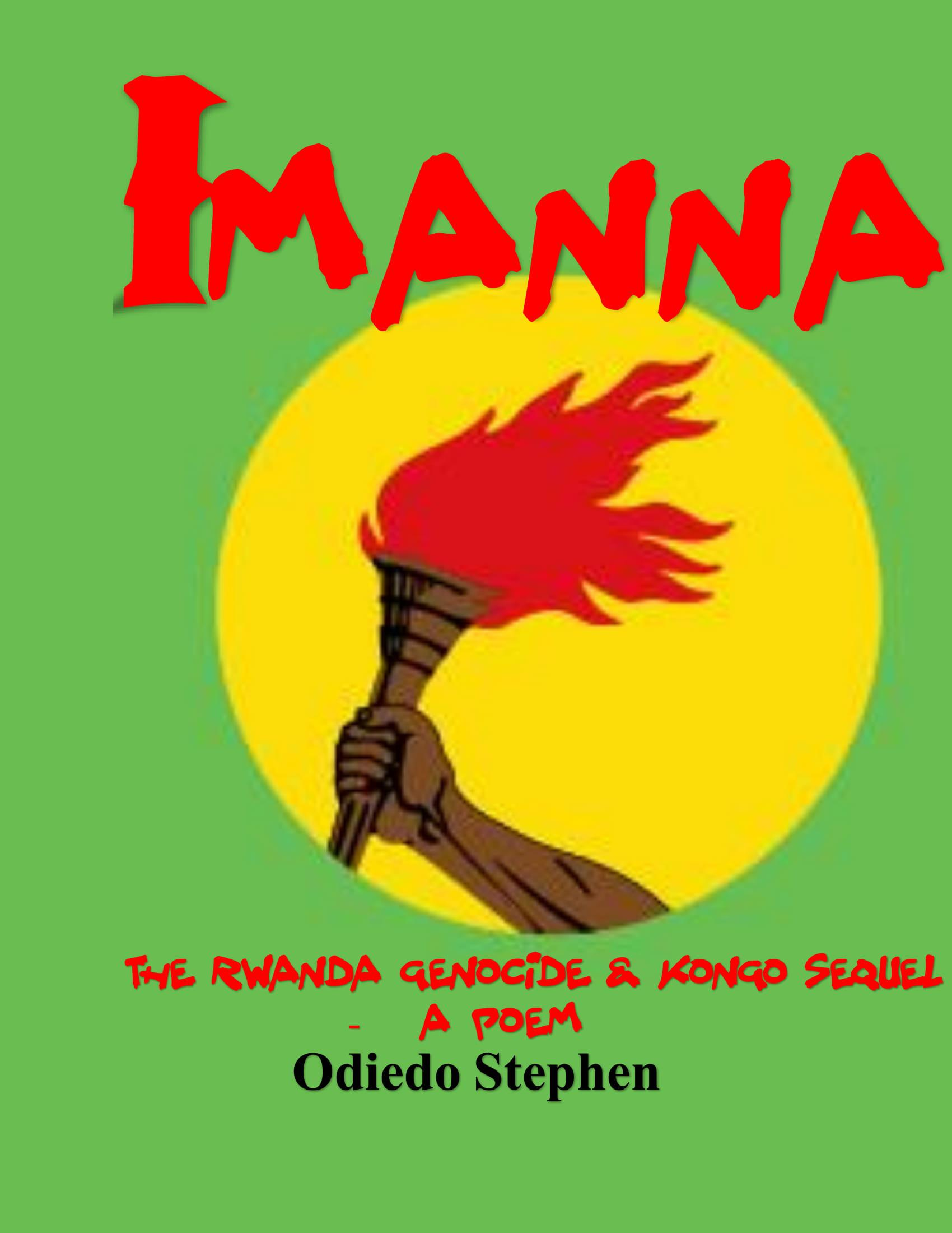 Imanna - an Epic Poem on The Rwanda Genocide