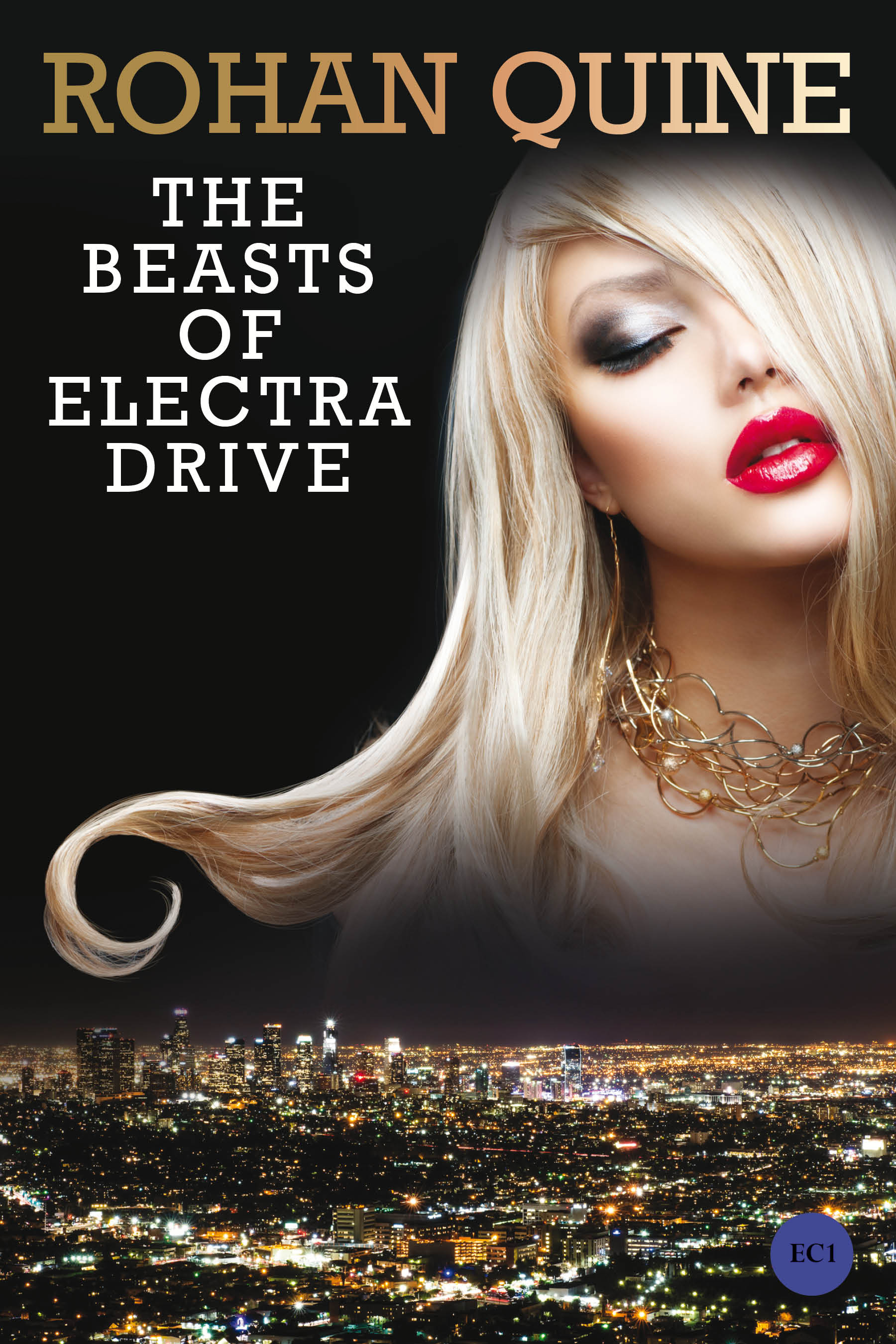 """Rohan Quine's """"The Beasts of Electra Drive"""" a Finalist in IAN Book of the Year Awards"""