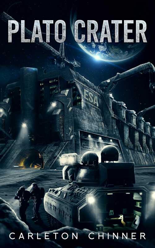 New Sci-Fi Novel: Plato Crater